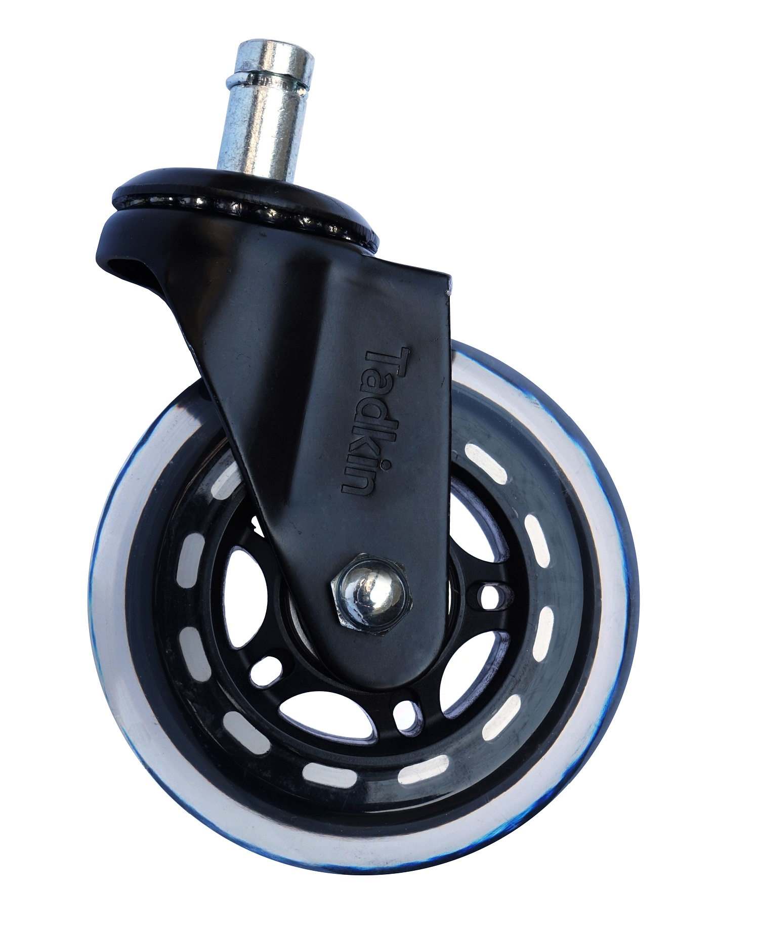 Strongest Heavy Duty Office Chair Caster Wheels For Your Desk Chair.  Smooth, Quiet Rolling Casters Perfect For Hardwood Floors, Carpet, Laminate  And Tile